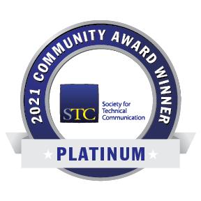 2021 Platinum Community Award